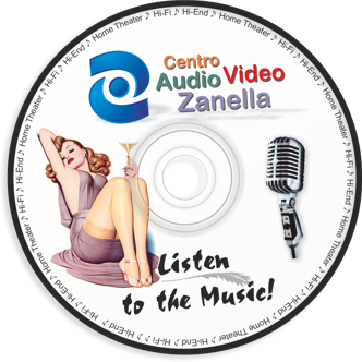 Centro Audio Video Zanella - Listen to the Music!