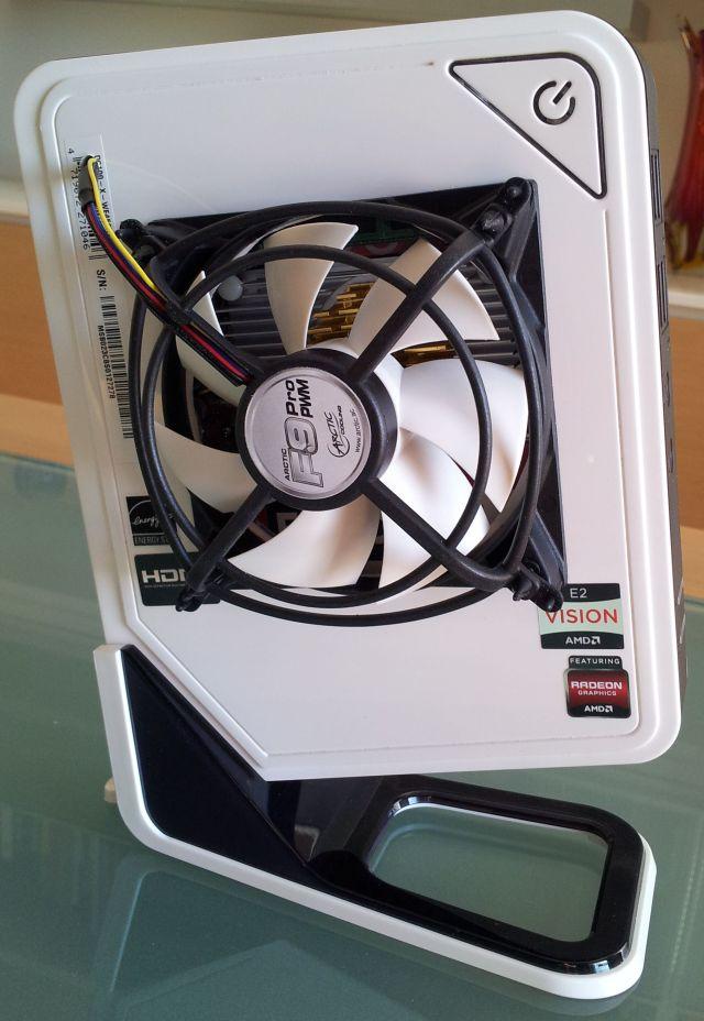 Wind Box Dc100 Change Fan Heat Sink